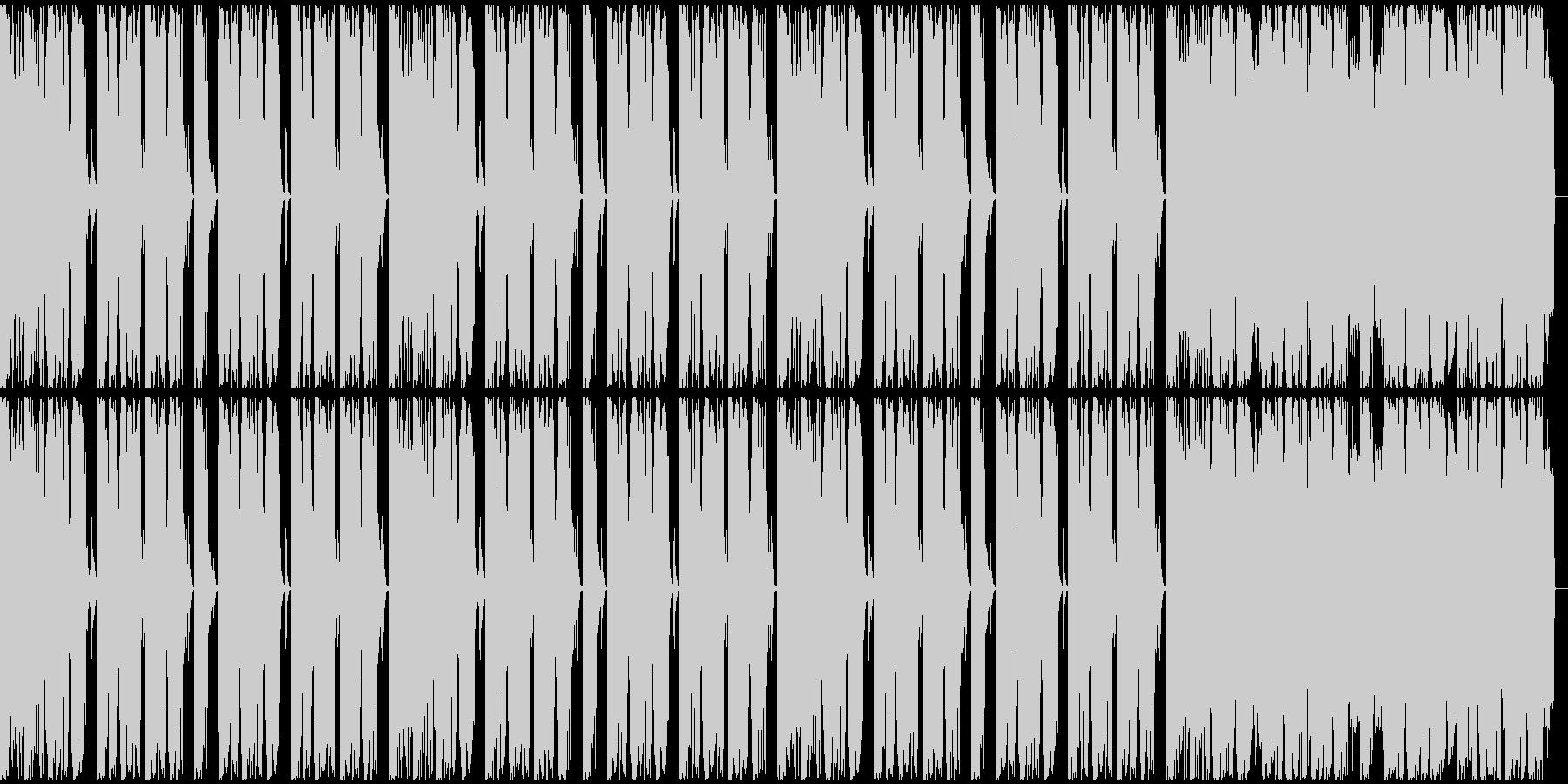 【EDM】ロング9、ミディアム2の未再生の波形