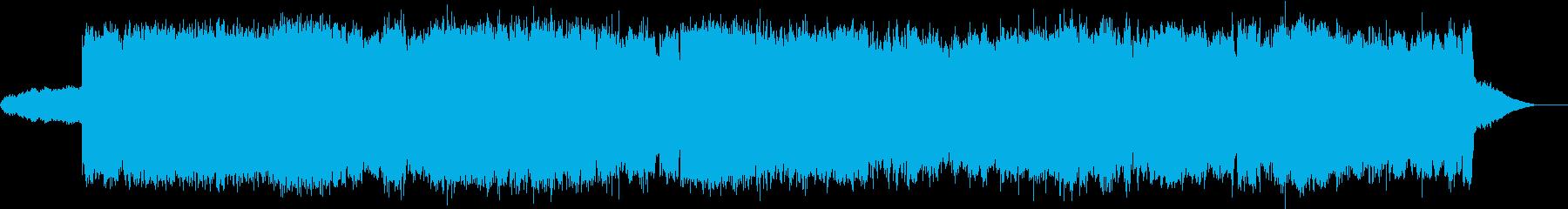 【生録音】ドリルの音 4 歯医者 工事の再生済みの波形