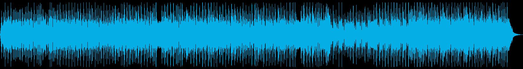 企業VP・コーポレートCMおしゃれロックの再生済みの波形