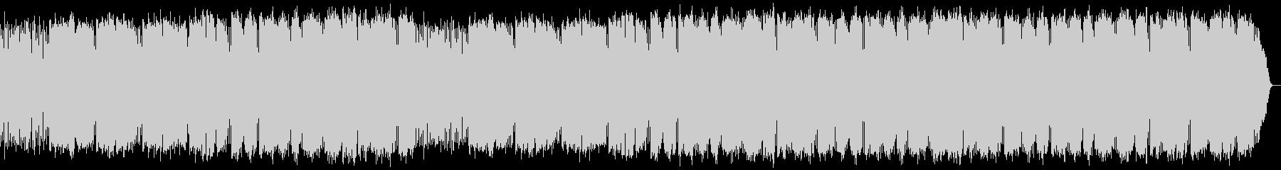 アコギで刻むリズムの中語る様なSAX演奏の未再生の波形