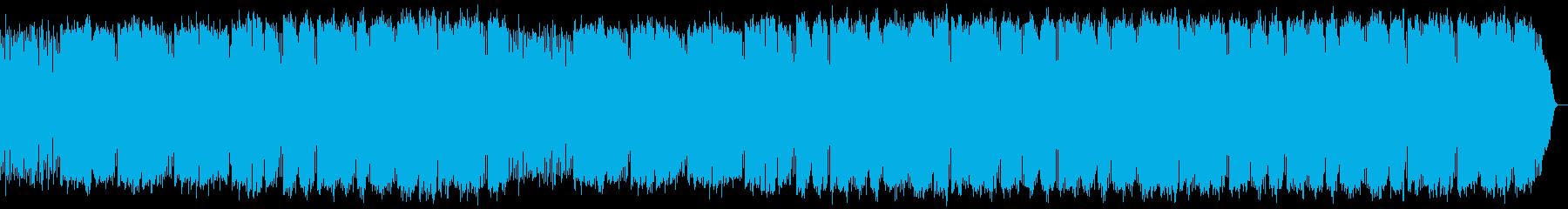 アコギで刻むリズムの中語る様なSAX演奏の再生済みの波形