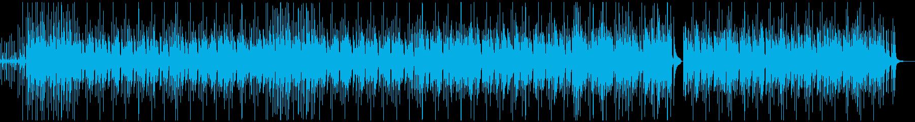 やさしい・のんびり・ギター(メロなし)の再生済みの波形