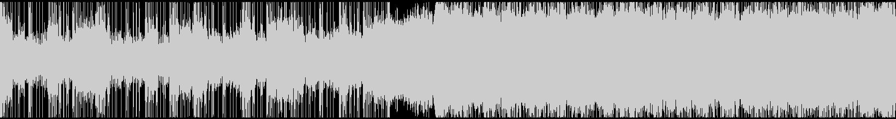 【ループ対応】重厚ストリングス メタルの未再生の波形