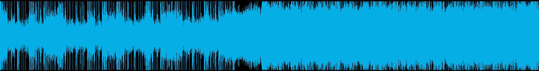 【ループ対応】重厚ストリングス メタルの再生済みの波形