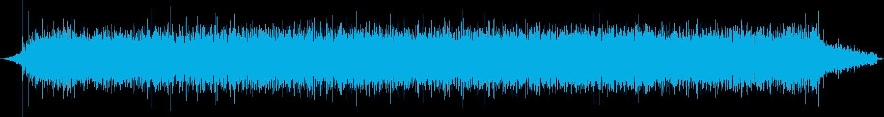 プロパントーチ:開始、最大で実行、...の再生済みの波形