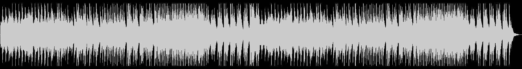 爽やかなモーニングルーティンを彩るピアノの未再生の波形