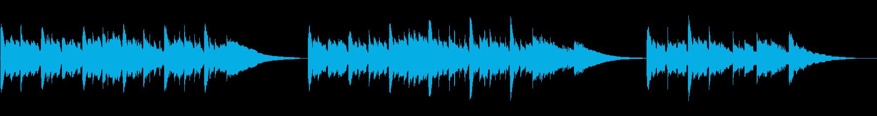 さくらsakura桜【生ギター】和風童謡の再生済みの波形