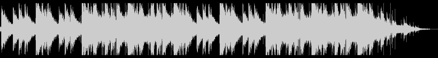 海/ローファイヒップホップ_No404の未再生の波形