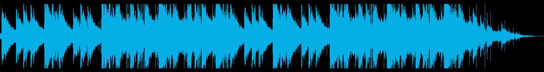 海/ローファイヒップホップ_No404の再生済みの波形
