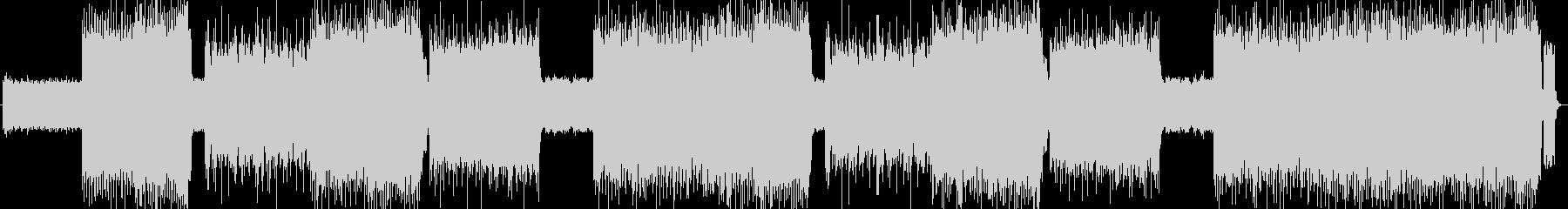 「HEAVY METAL」BGM199の未再生の波形