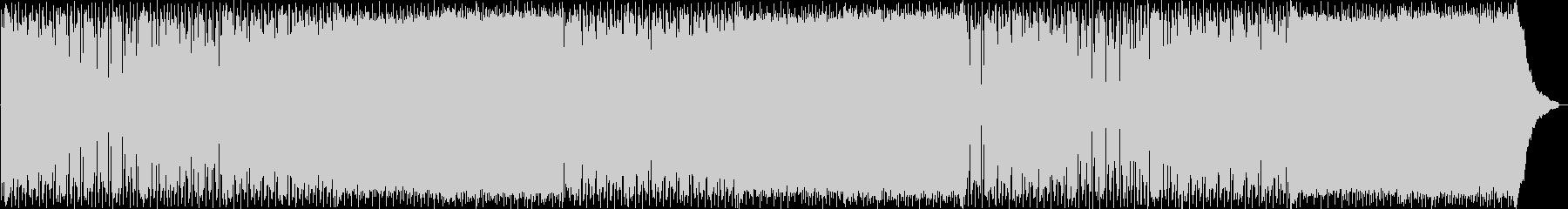ポップな背景。ピアノアルペジオも。...の未再生の波形