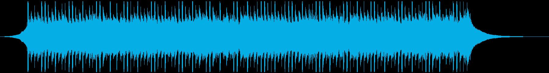 科学(ショート2)の再生済みの波形
