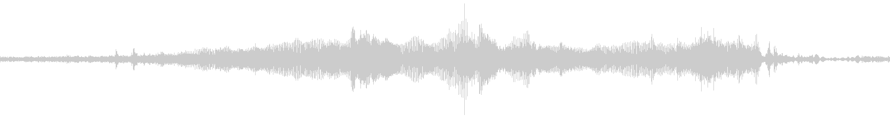 ハチバズジャーソロ低の未再生の波形