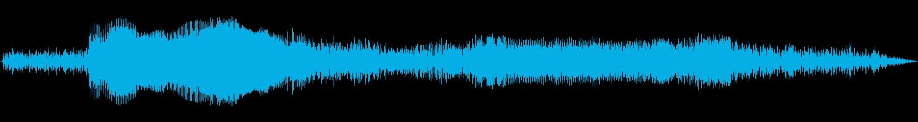 ビンテージ 車 シボレー57アクセ...の再生済みの波形