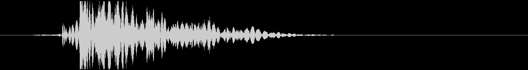 ハードフェイスパンチヒューマンイン...の未再生の波形