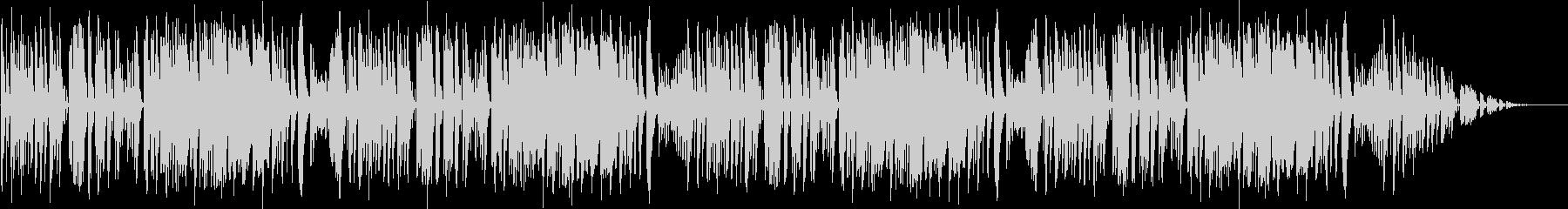 bgm43の未再生の波形