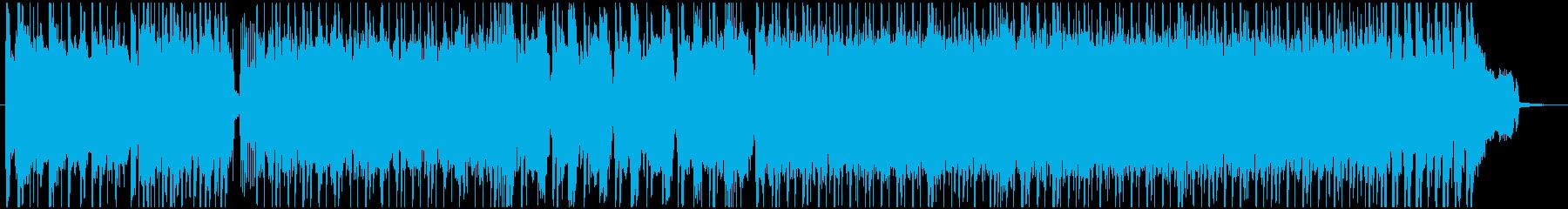 gimmeMASK の再生済みの波形