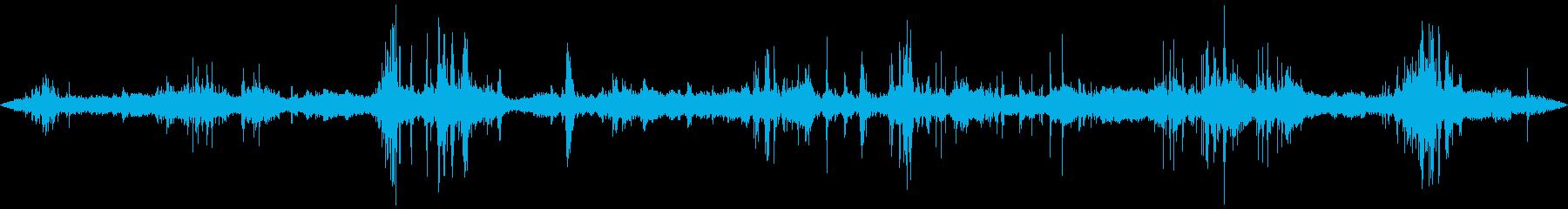 オートレッキングヤード:ロードリフ...の再生済みの波形