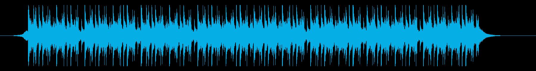 ラマダン(45秒)の再生済みの波形