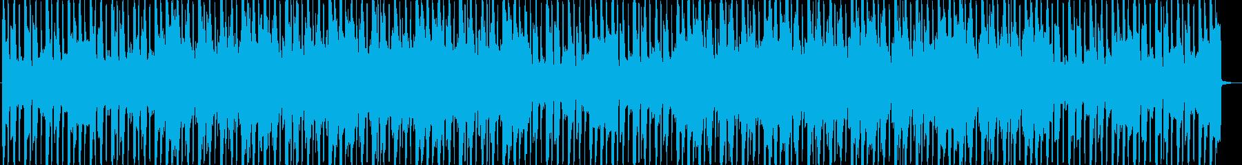 Jazzy Hiphop 3の再生済みの波形