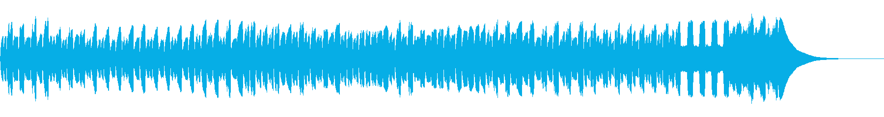 宅急便のCM/リコーダーの再生済みの波形