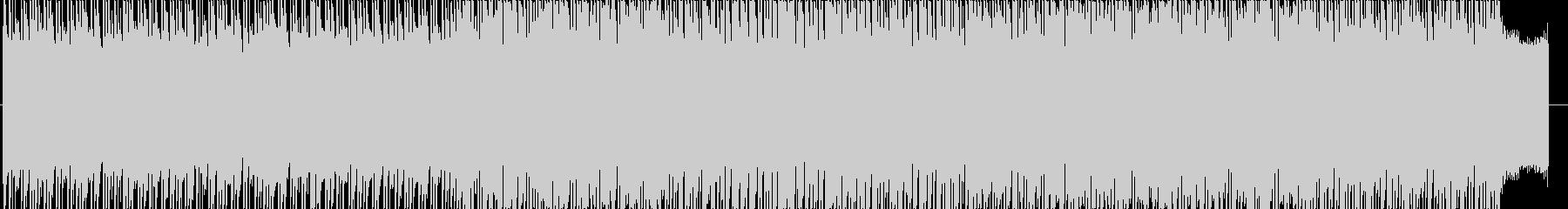 ☆YOU TUBE動画用☆陽気なピアノ曲の未再生の波形