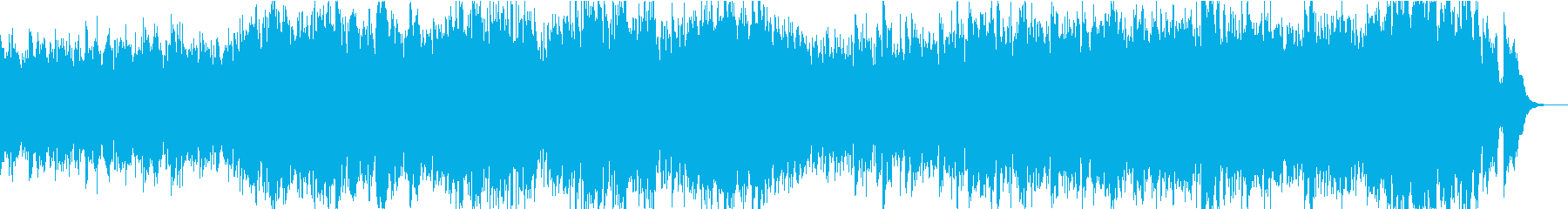 Dramatic and sad ensemble's reproduced waveform