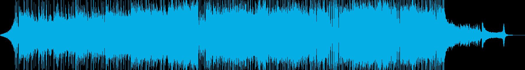 アオハル 前向きに走りだすポップス Eの再生済みの波形