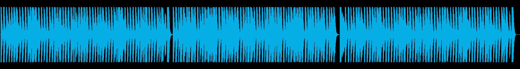 陽気な「ジングルベル」ラグタイムジャズの再生済みの波形