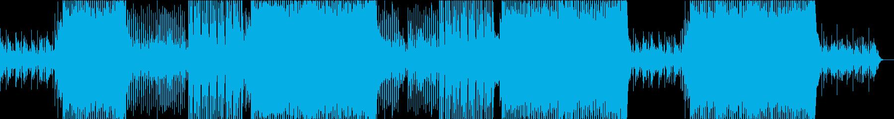 企業VP/爽快/明るい/感動/BGMの再生済みの波形