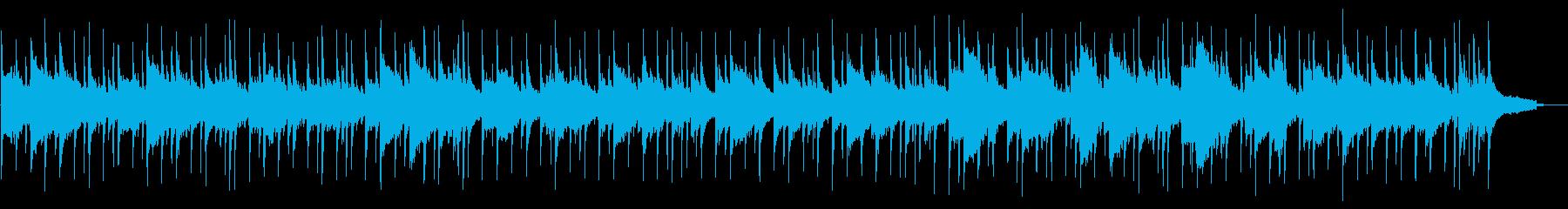 感動的なサックス演奏の再生済みの波形