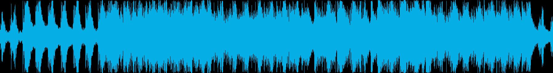 動画 感情的 説明的 繰り返しの ...の再生済みの波形