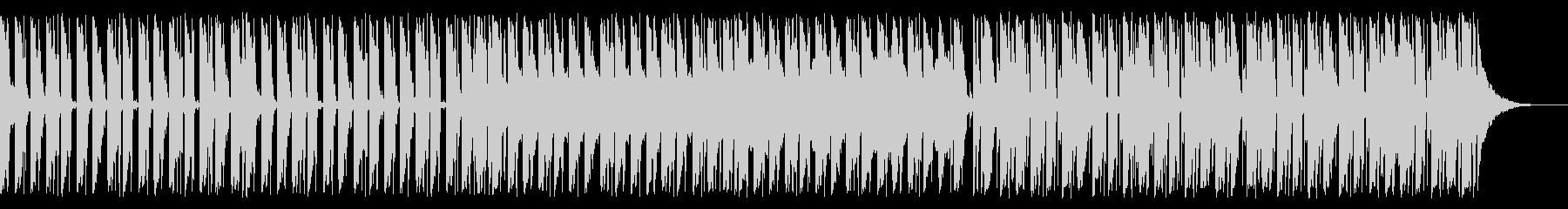 133 BPMの未再生の波形