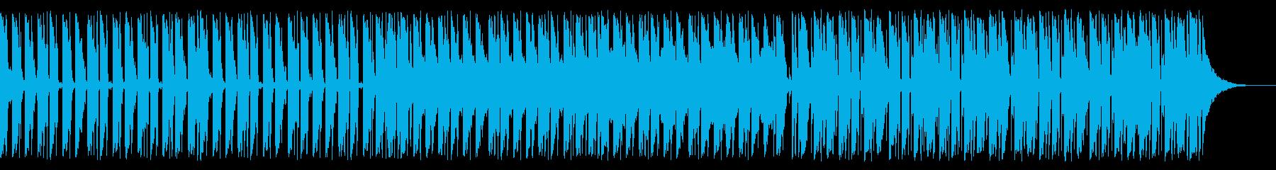 133 BPMの再生済みの波形