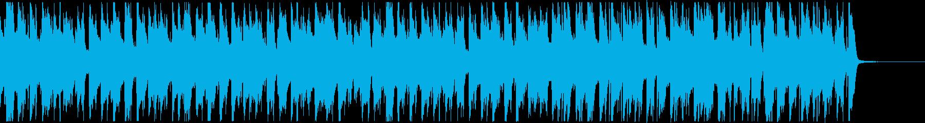 オーラ・リー ジャズアレンジ_カラオケの再生済みの波形