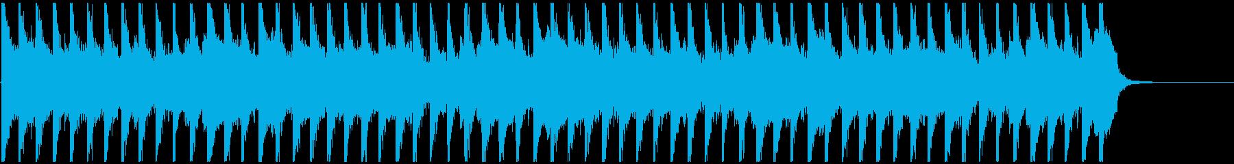 コーポレートに!洋楽・かわいい・楽しいSの再生済みの波形