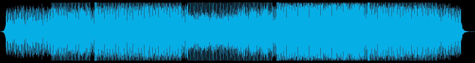 サマーダンスパーティーの再生済みの波形