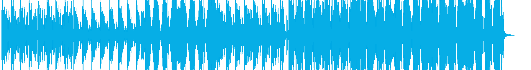 Kawaii×シャボン玉【主歌なし】の再生済みの波形