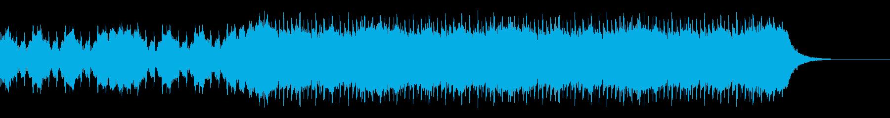 ハードテクスチャ―2の再生済みの波形
