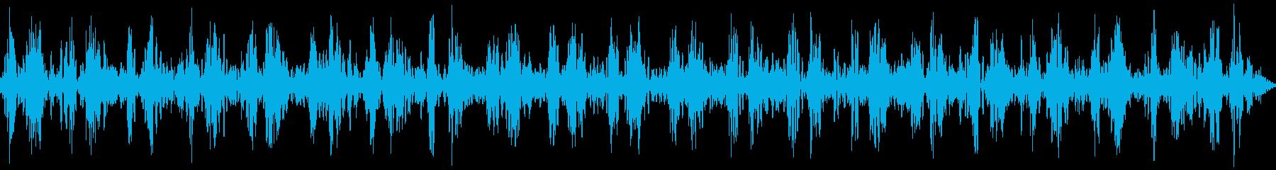 フルカウント:スローハートビートの再生済みの波形