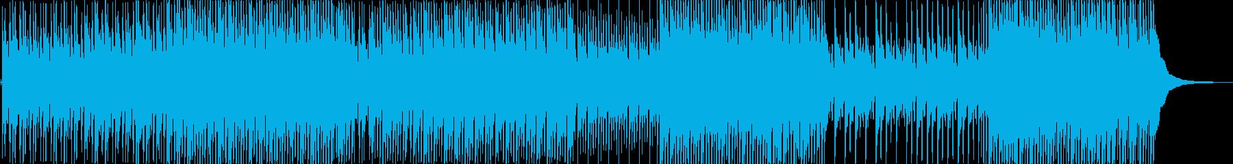 イージーリスニング 感情的 静か ...の再生済みの波形