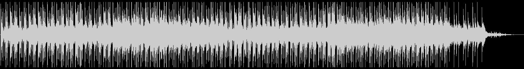 (森林浴)和風の癒しBGMの未再生の波形