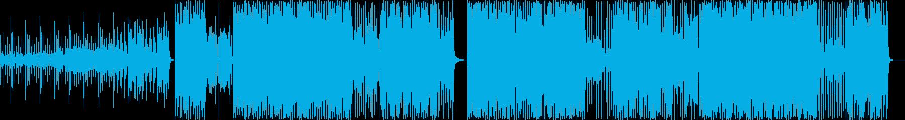 クリスマス 技術的な お洒落 ハイ...の再生済みの波形