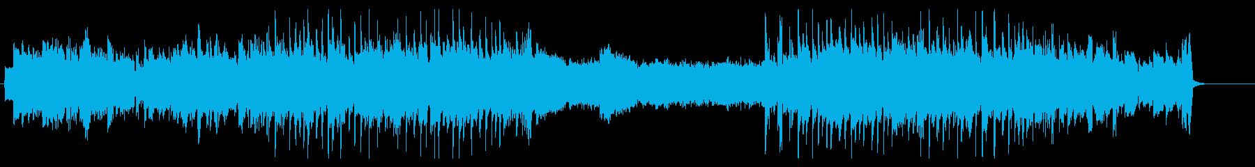 【ハードロック】怒り_激情_大噴火の再生済みの波形