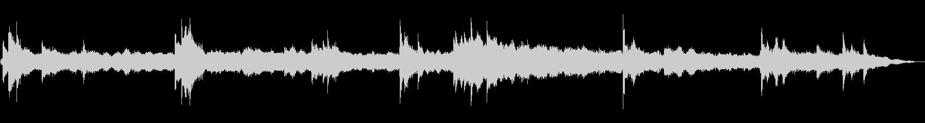 チャイムリンギング3の未再生の波形