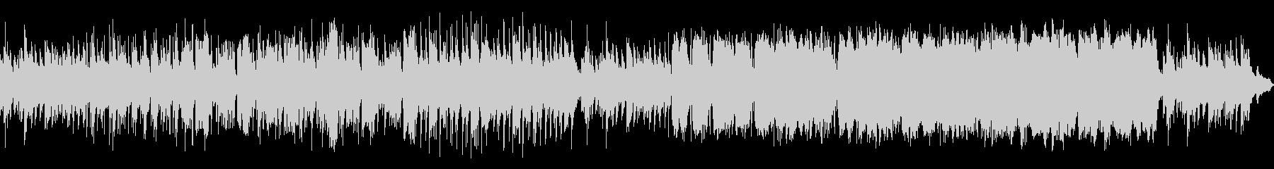 しっとりとして切ない大人のジャズピアノ曲の未再生の波形