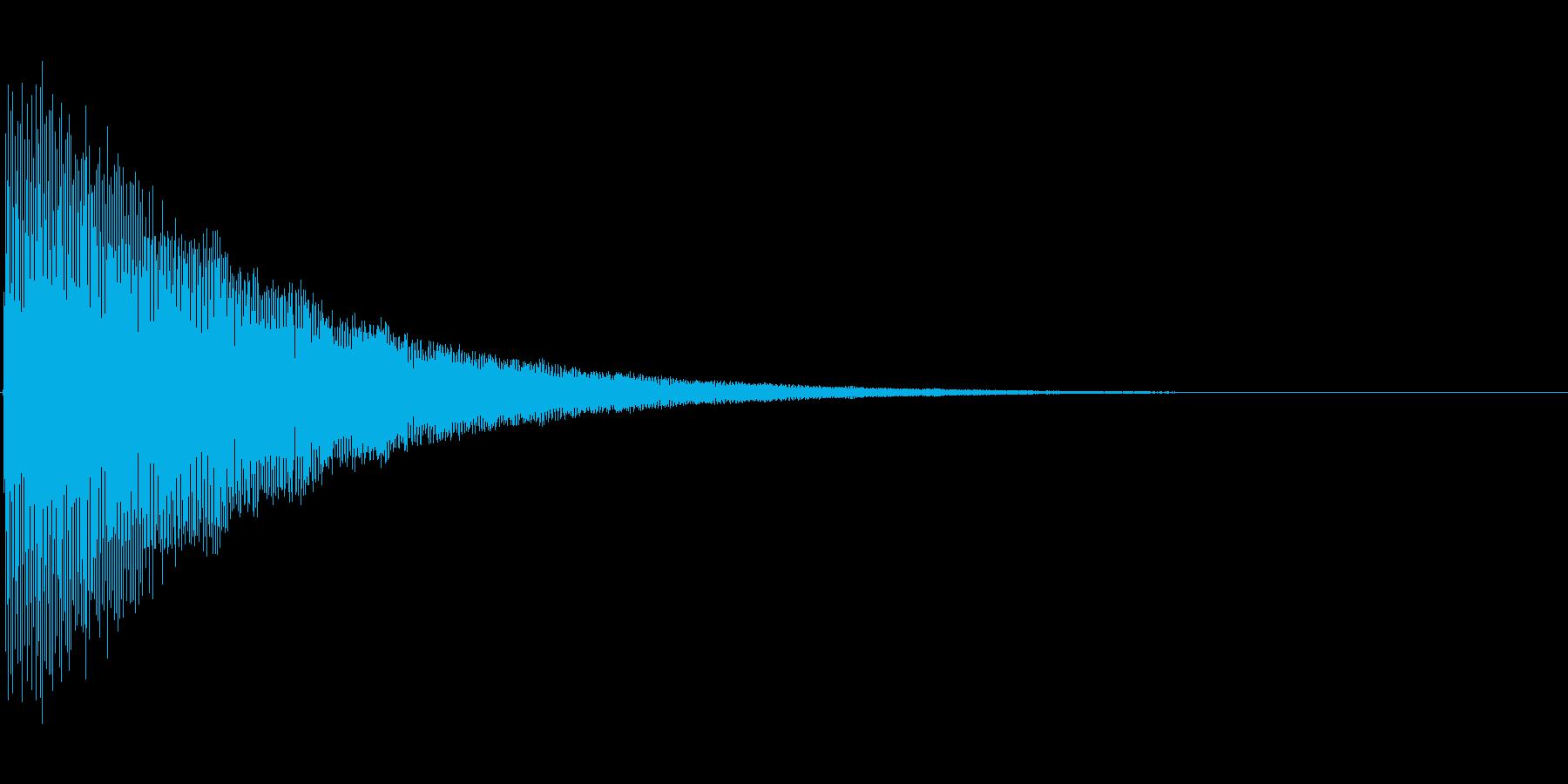 ブゥゥゥゥゥゥゥンの再生済みの波形