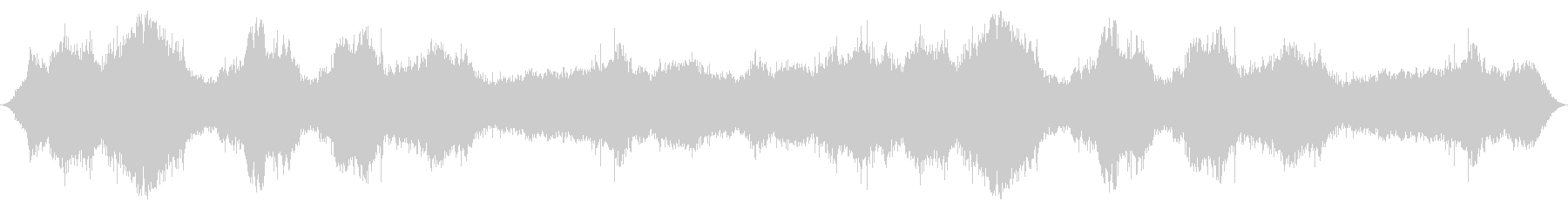 オーシャン:ヘビーオーバーロックス...の未再生の波形