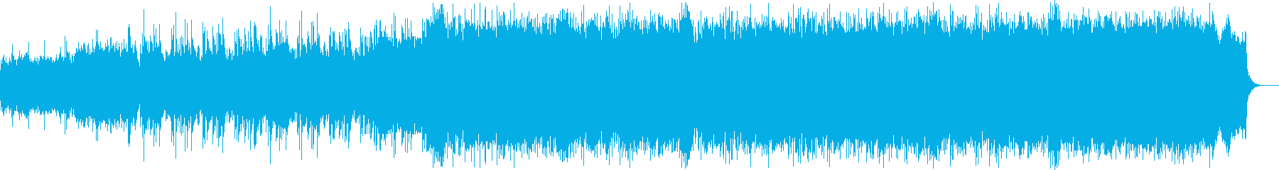 感動 壮大 ポップ オーケストラ の再生済みの波形
