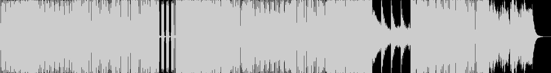 テンションあがるエレクトロRock!!の未再生の波形